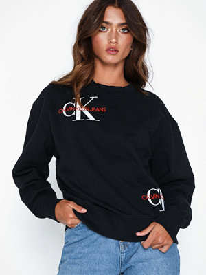 Calvin Klein Jeans Washed Monogram Oversized Cn