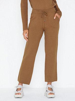Vero Moda omönstrade byxor Vmlounge Nw Knit Trousers
