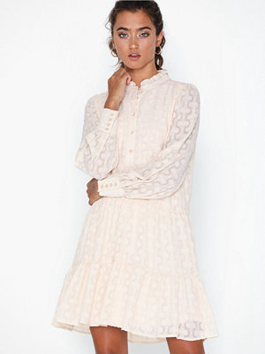 Only Onlella Short L/S Dress Wvn