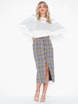 Glamorous Checkered Skirt
