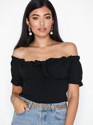 NLY Trend Sweet Tie Top