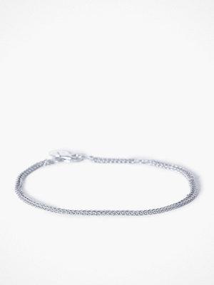 Syster P armband Kristine Wheat Link Bracelet