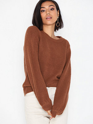 Object Collectors Item Objeve Nonsia Ls Knit Pullover Seas