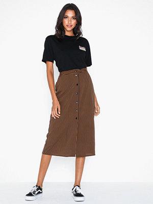 Kjolar - Pieces Pchenny Hw Midi Skirt
