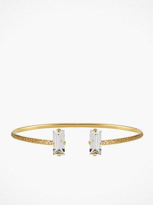 Caroline Svedbom armband Baguette Bracelet Crystal
