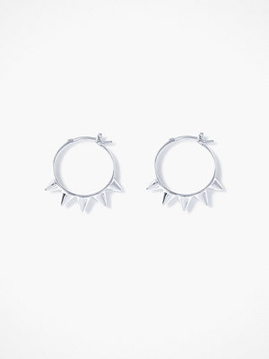 Syster P örhängen Icicle Hoop Earrings