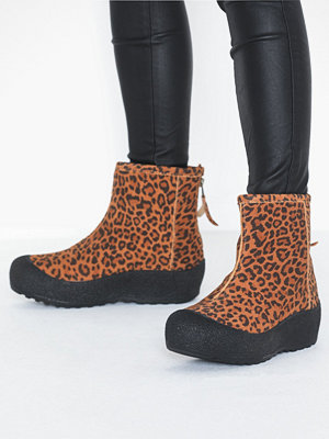 Duffy Leather Warm Boot