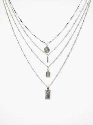 Pieces halsband Pcannlil Combi Necklace D2D