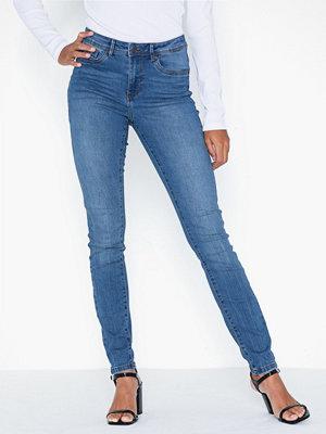 Jeans - Vero Moda Vmtanya Mr s Piping Jeans VI349 Noo