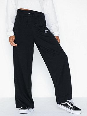 Nike svarta byxor W Nsw Pant Oh Jrsy