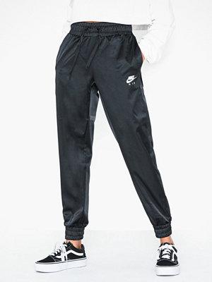 Nike svarta byxor W Nsw Air Trk Pant Satin