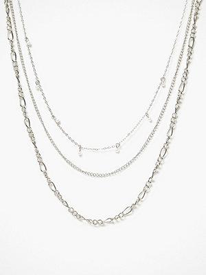 Pieces halsband Pcshannie Combi Necklace D2D Pb