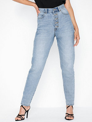 Jeans - Dr. Denim Nora Button Fly