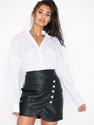 Kjolar - NLY Trend Deco PU Skirt