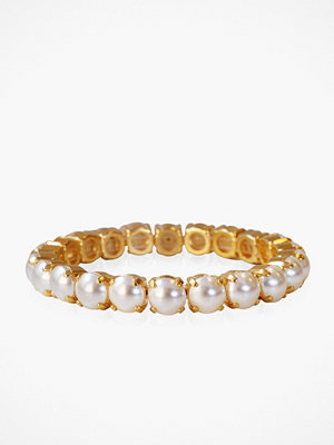Caroline Svedbom armband Gia Stud Bracelet Pearl