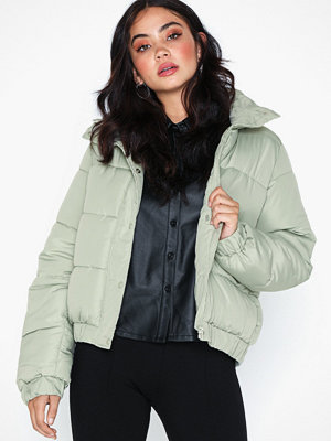 Missguided Basic Puffer