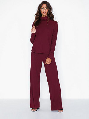 Jumpsuits & playsuits - NLY Trend Ribbed Polo Set
