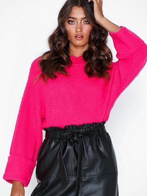 Kjolar - Only Onlrigie Hw Pu Paper Bag Skirt Pnt