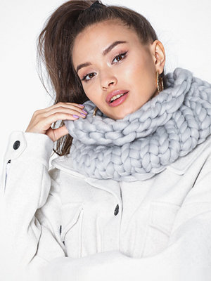 Halsdukar & scarves - NLY Accessories Giant Tubular Knit