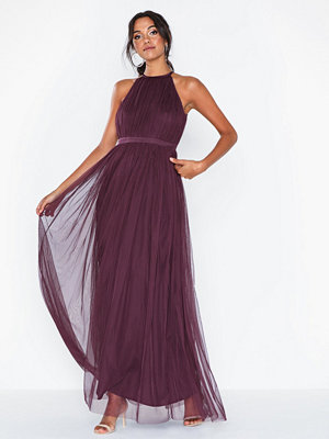 Anaya Halterneck Maxi Dress