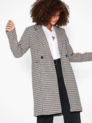 Vero Moda Vmcheck Rambla 3/4 Wool Jacket Boos