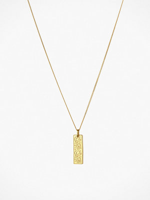 Syster P ring Kristine Squared Pendant