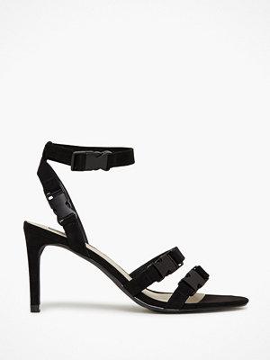 Pumps & klackskor - NLY Shoes Multi Buckle Strap Heel
