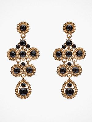 Lily and Rose örhängen Petite Kate earrings Svart