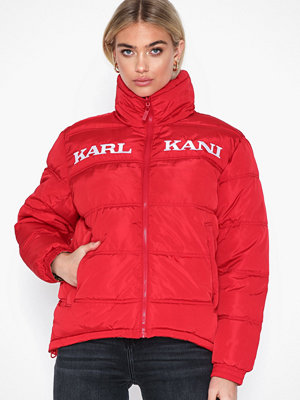 Karl Kani KK Retro Reversible Puffer Jacket