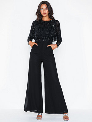 Jumpsuits & playsuits - Maya Delicate Sequin Jumpsuit