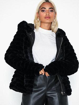 Vila Vimaya Faux Fur Jacket/2