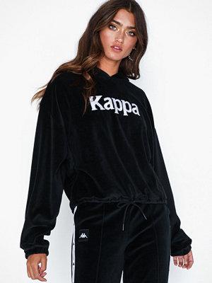 Kappa Sweat crop hood,Auth JPN Belua