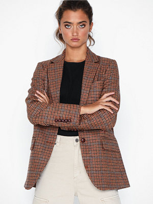 Morris Castillon Checked Blazer