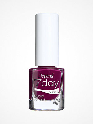Depend 7day Nailpolish Sisters before misters