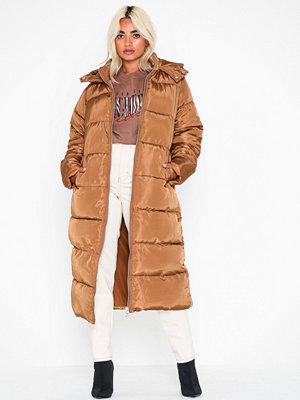 Dunjackor - Glamorous Puffy Coat