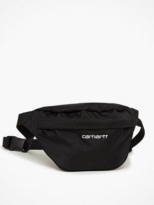 Carhartt WIP svart väska Payton Hip Bag