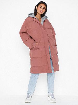 Missguided Longline Puffer Jacket