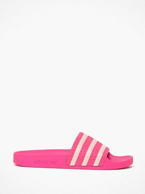 Tofflor - Adidas Originals Adilette W Rosa