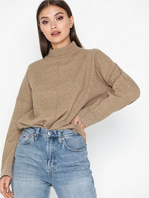 Noisy May Nmmeryl L/S High Neck Knit