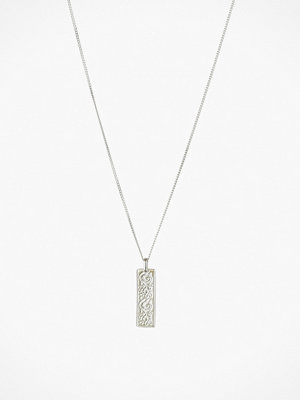 Syster P halsband Kristine Squared Pendant