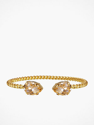 Caroline Svedbom armband Mini drop bracelet Light Peach