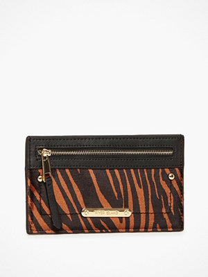 River Island mönstrad kuvertväska Animal Zip Pouch