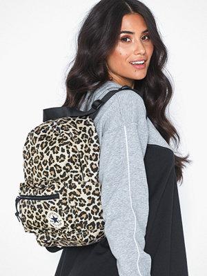 Converse mönstrad ryggsäck Go Lo Backpack