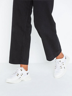 Missguided Hiking Detail Lace Up Trainer