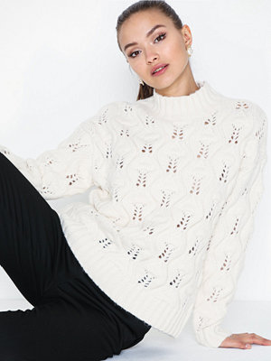 Pieces Pcjimma Ls High Neck Knit