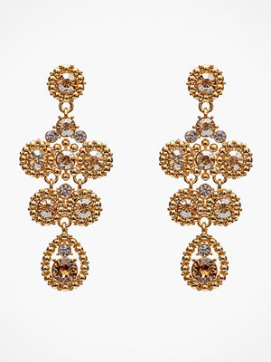 Lily and Rose örhängen Petite Kate earrings Champagne