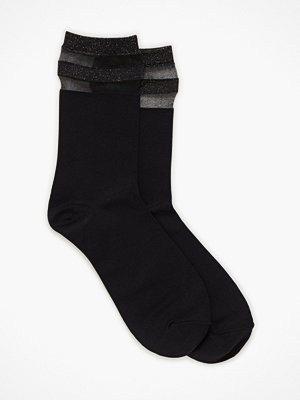 Strumpor - Lindex Sheer Stripe Sock
