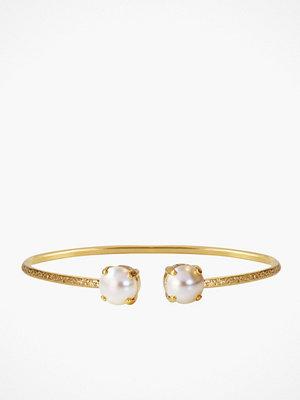 Caroline Svedbom armband Classic Petite Bracelet Pearl