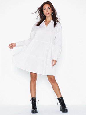 Only Onlmaggie L/S Dress Wvn