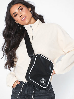 Converse svart axelväska Future Retro Cross Body Bag